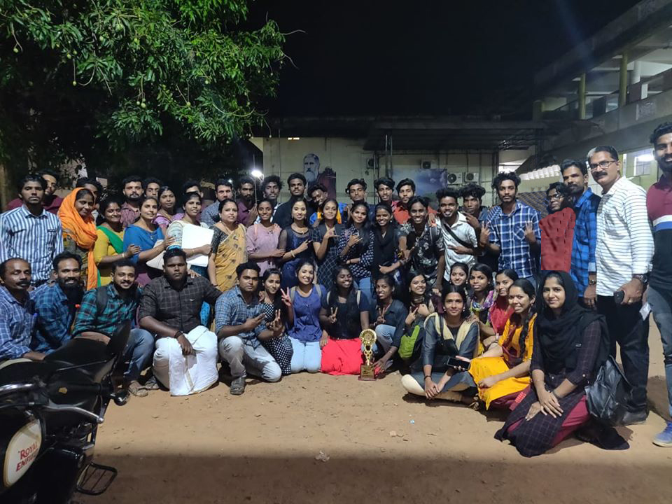 PARALLEL COLLEGE ASSOCIATION THRISSUR DISTRICT ARTS FEST - 2019-2020