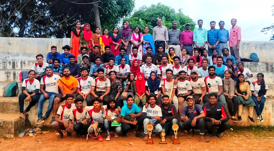Parallel College-Thrissur- Athletics 2019